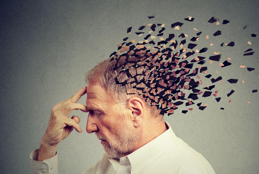 Wernicke-Korsakoff Syndrome Brain Disorder